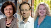 (v.l.n.r.:) Prof. Dr. Gabriele Bolte, Prof. Dr. Ansgar Gerhardus, Prof. Dr. Karin Wolf Ostermann